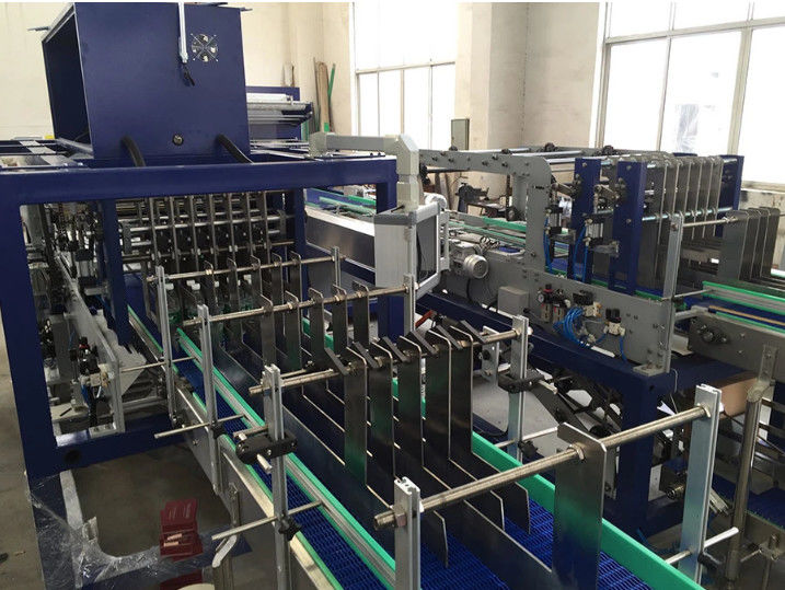 Industrial Automatic Plastic Wrapping Machine For Food Beverage Water