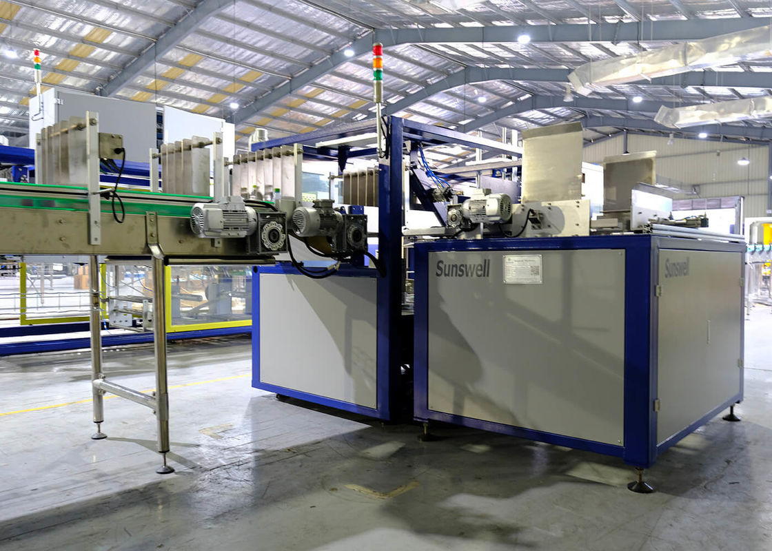 Carton Case Packer Machine Full Automatic High Speed Case Packing Machine