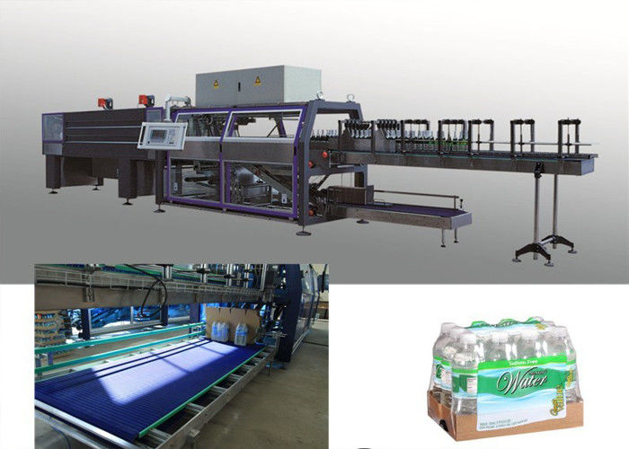 Horizontal Cartoning Shrink Packaging Equipment / Machine High Performance