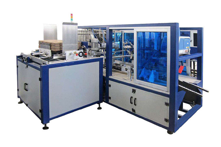 Low Noise Automatic Heat Shrink Group Packaging Wrapper Machine For Bottles Can